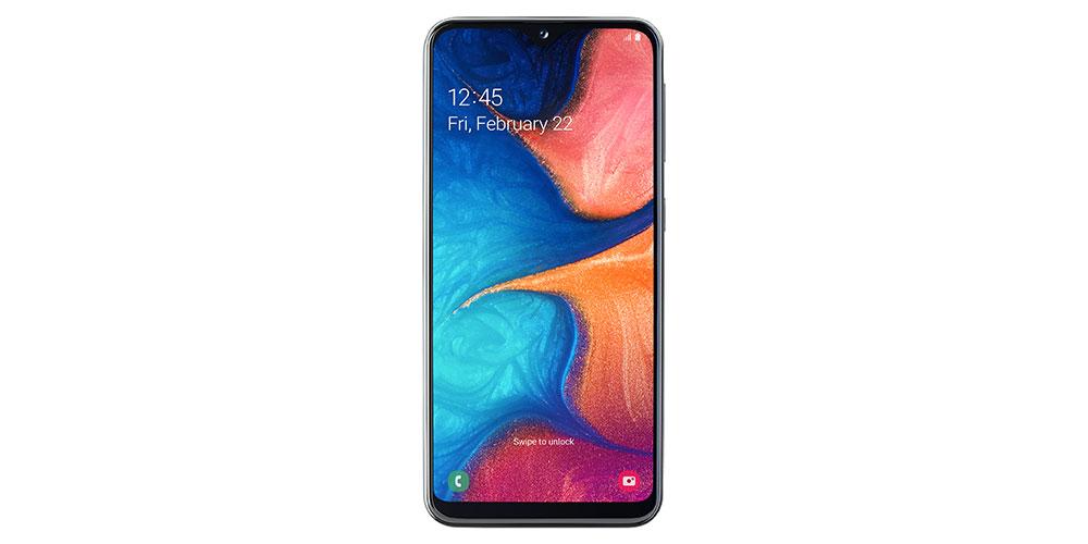 Samsung Galaxy A20e Displayreparatur