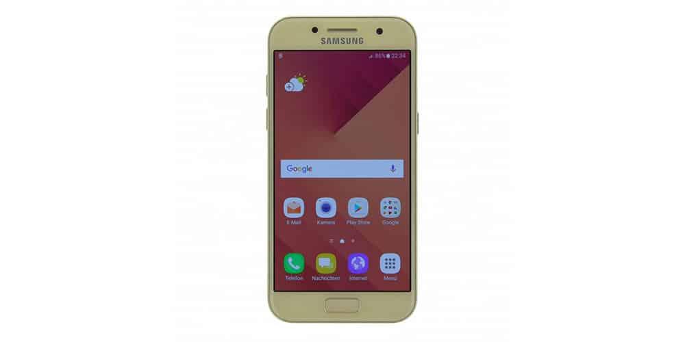 Samsung Galaxy A3 2017 Displayreparatur