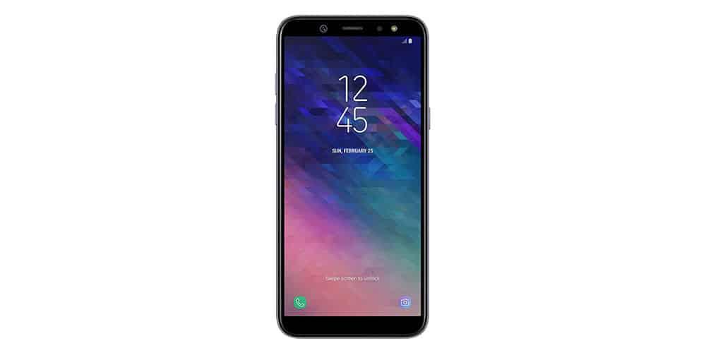 Samsung Galaxy A6 Displayrepararur