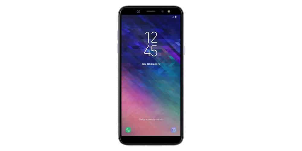 Samsung Galaxy A6+ Displayreparatur