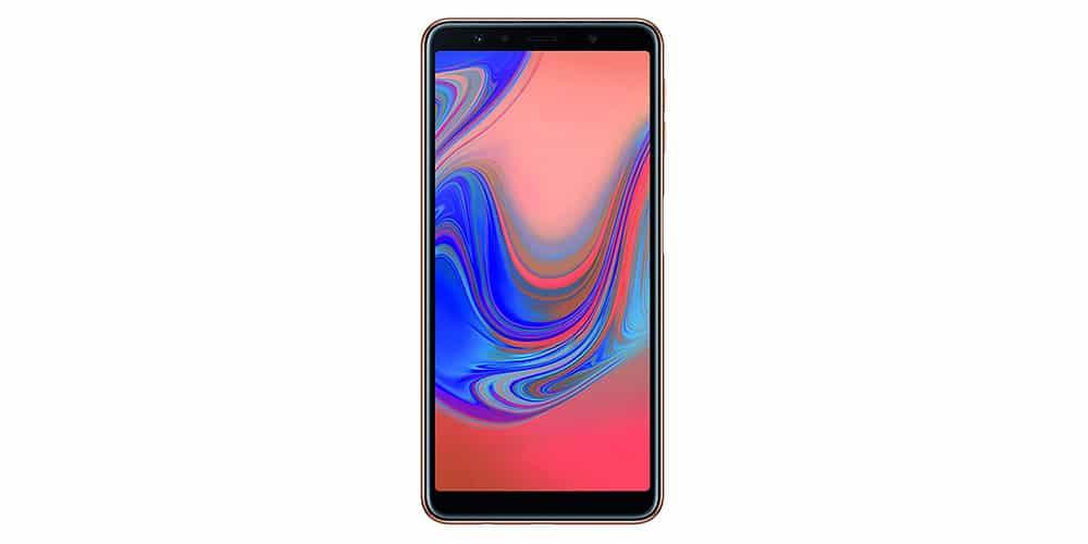 Samsung Galaxy A7 Displayreparatur