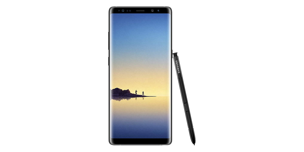 Samsung Galaxy Note 8 Displayreparatur