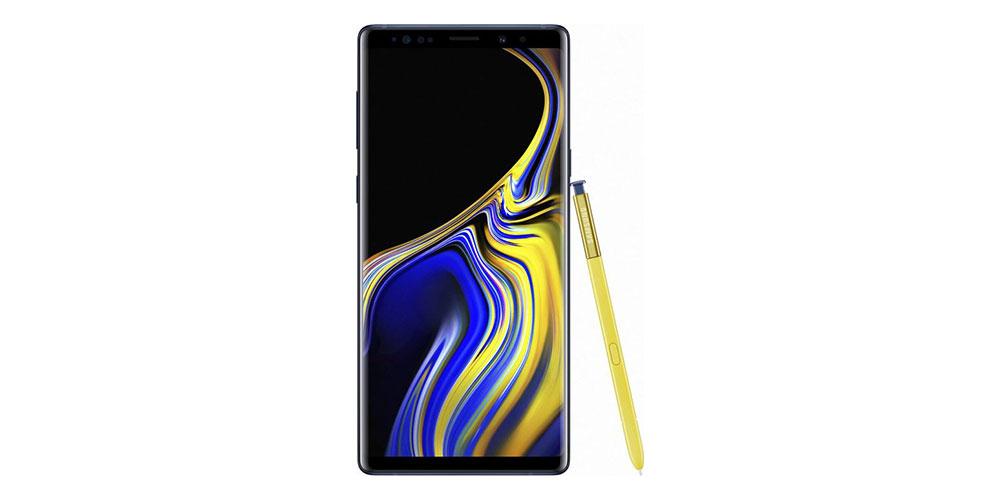 Samsung Galaxy Note 9 Displayreparatur