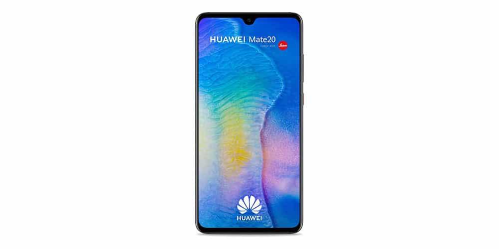 Huawei Mate 20 Displayreparatur