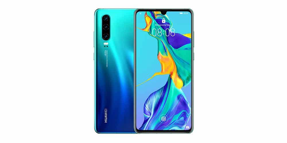 Huawei P30 Displayreparatur