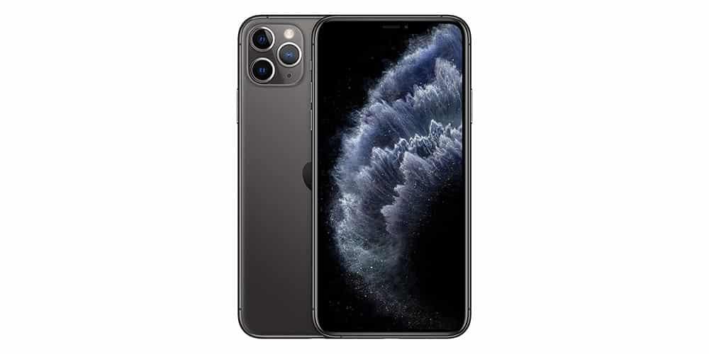 Apple iPhone 11 Pro Max Backcoverreparatur